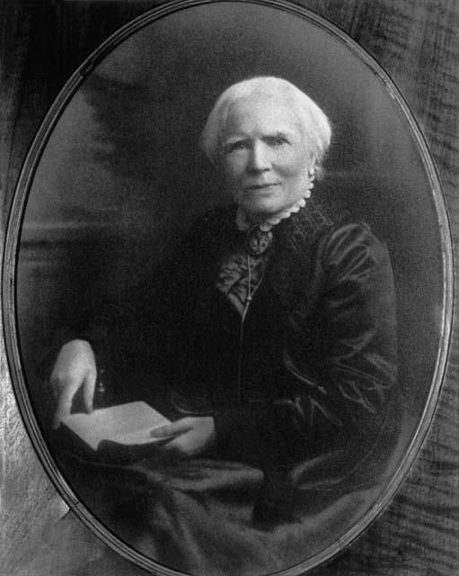 Blackwell Portrait