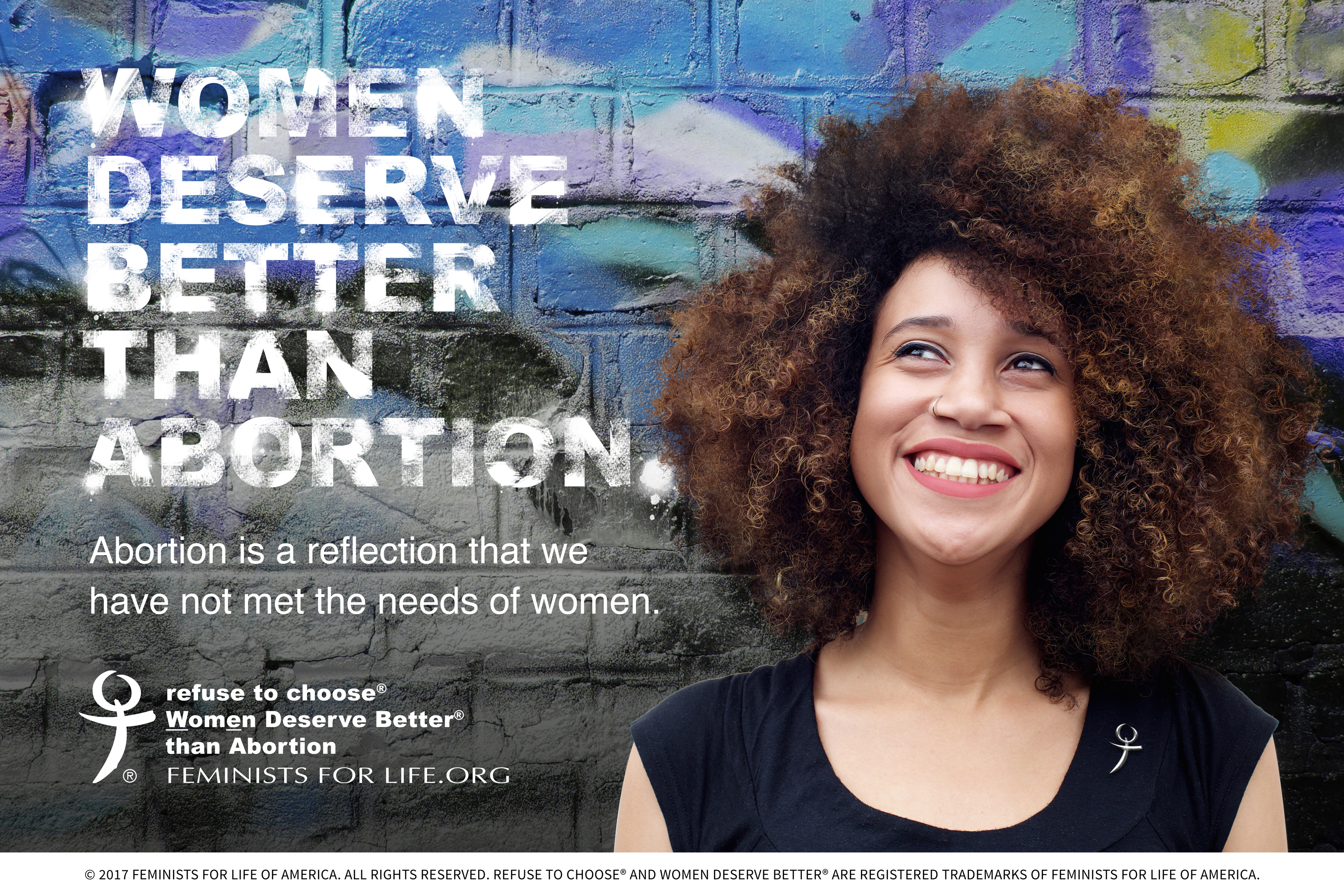 Download FFL's Ads! | Feminists for Life