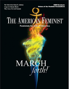 "FFL illuminates our rich pro-life feminist history with new resources for activists and historians in ""March Forth!"" Shop FFL's Covetable Stuff!"