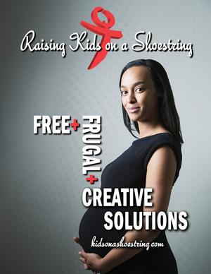 Raising Kids on a Shoestring website