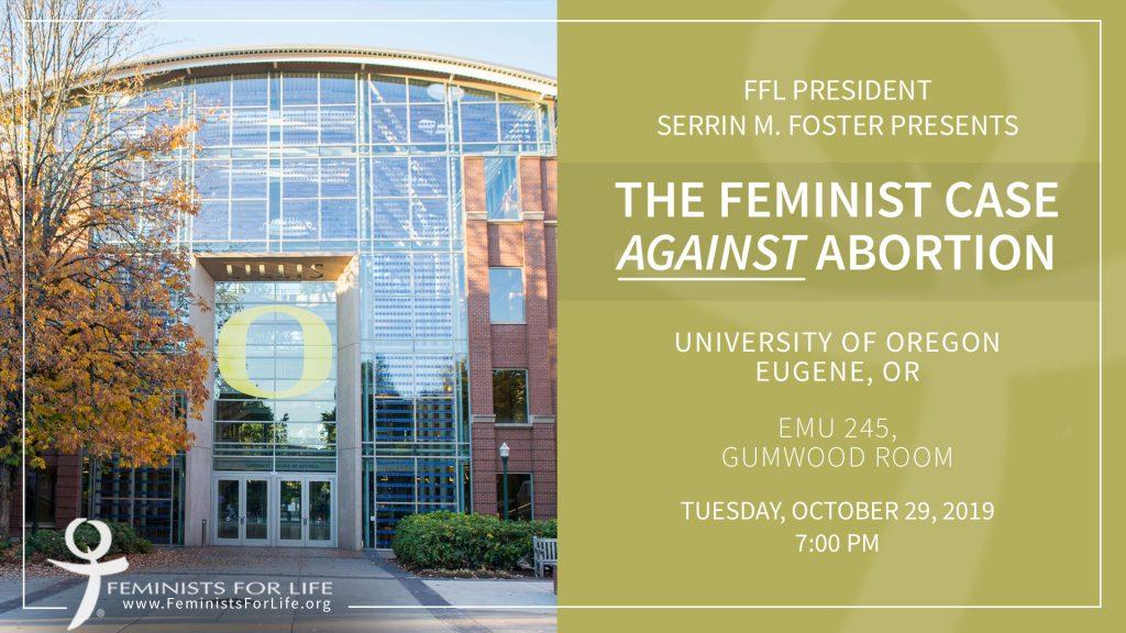 FFL President Serrin Foster to speak at the University of ...