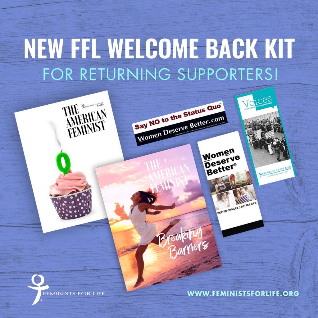 FFL Welcome Back Kit