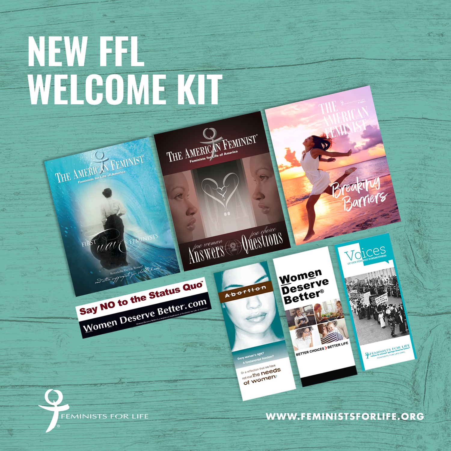 FFL Welcome Kit