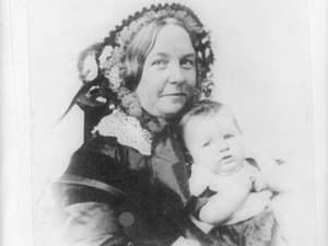 ELIZABETH CADY STANTON: FEMINIST, WIFE AND MOTHER OF SEVEN