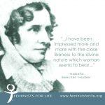 Isabella Beecher Hooker- First Wave