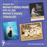 Celebrate Women's History Month during the Centennial!