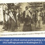 Remembering Black Suffragists