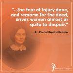 Dr. Rachel Brooks Gleason - First Wave